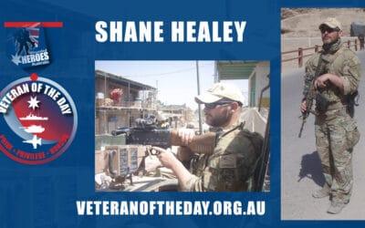 Shane Healey
